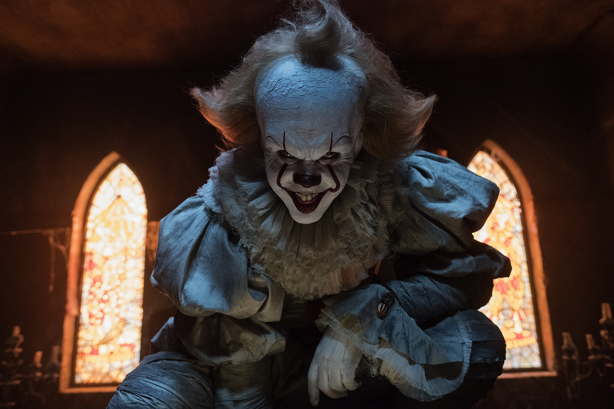 es filmkritik, es, it, film, kritik, pennywise, clown, horrorclown, bill skardsgard