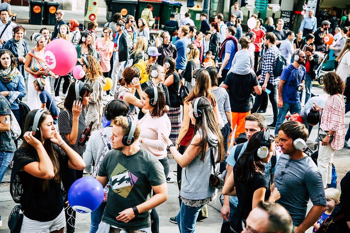 Streetart, Sport und Seifenblasen – das Streetlife-Festival 2017