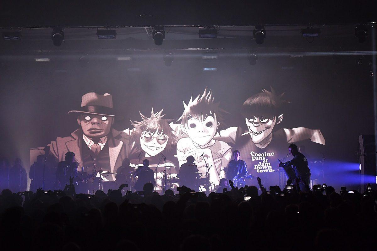 Gorillaz Konzert Wien – 3 Gründe, diese Comicband live zu sehen