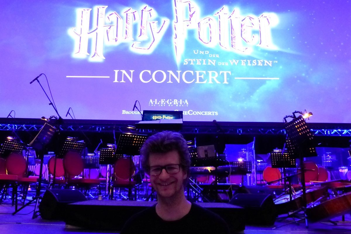 Harry Potter in Concert in Graz, Linz & Innsbruck