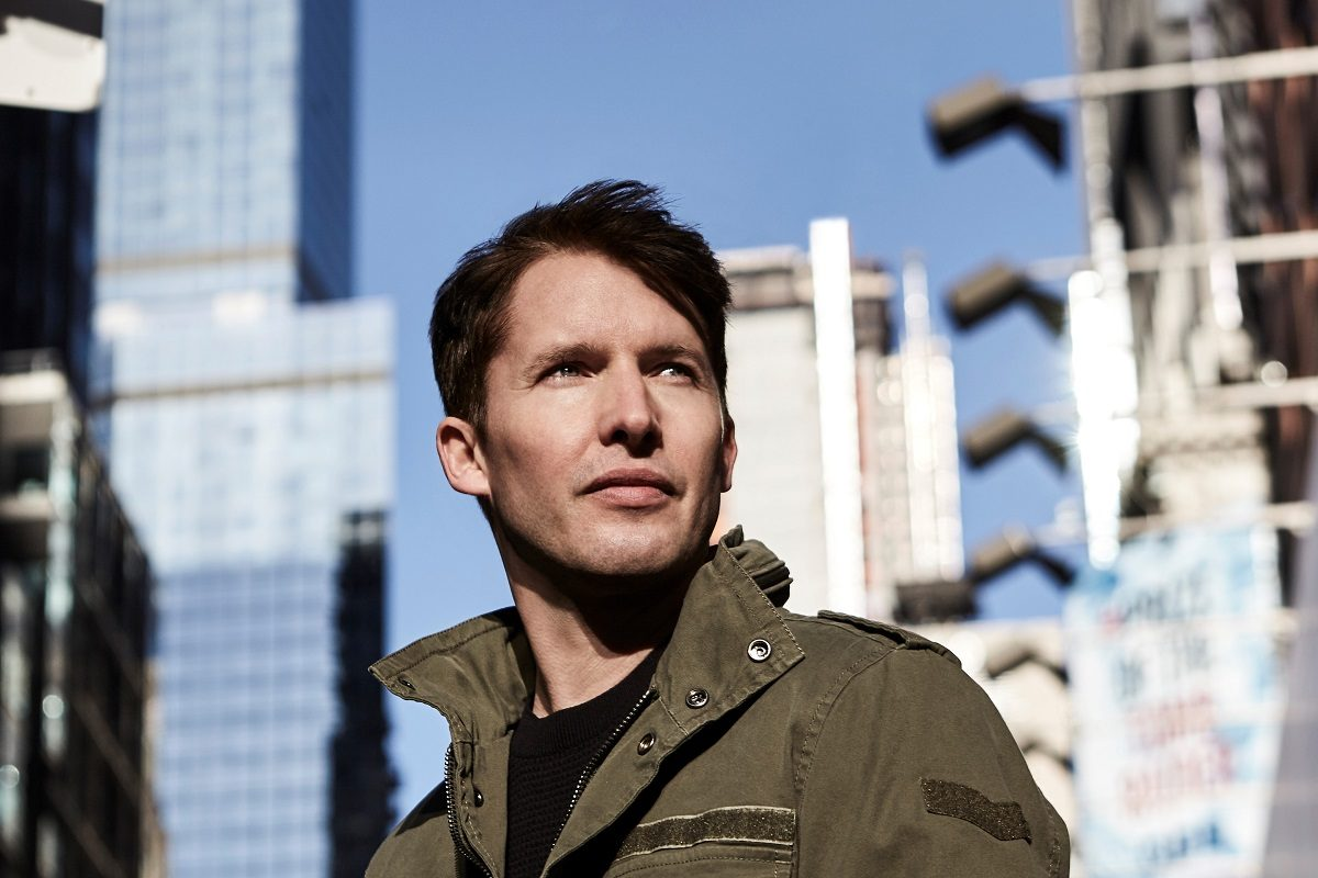 James Blunt Konzert in Wien: Vom Schmusesänger zum Entertainer
