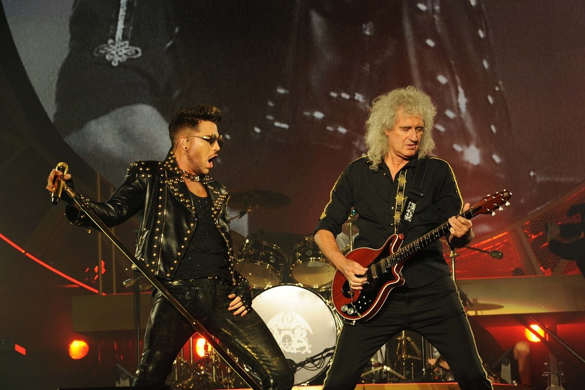 Queen und Adam Lambert in Wien – das royale Konzert-Highlight