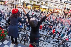 balcanto, voice mania, event, festival, a cappella, gruppe, innenstadt wien, graben, programm, highlight