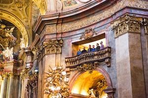 vocal six, balcanto, voice mania, highlight, peterskirche, wien