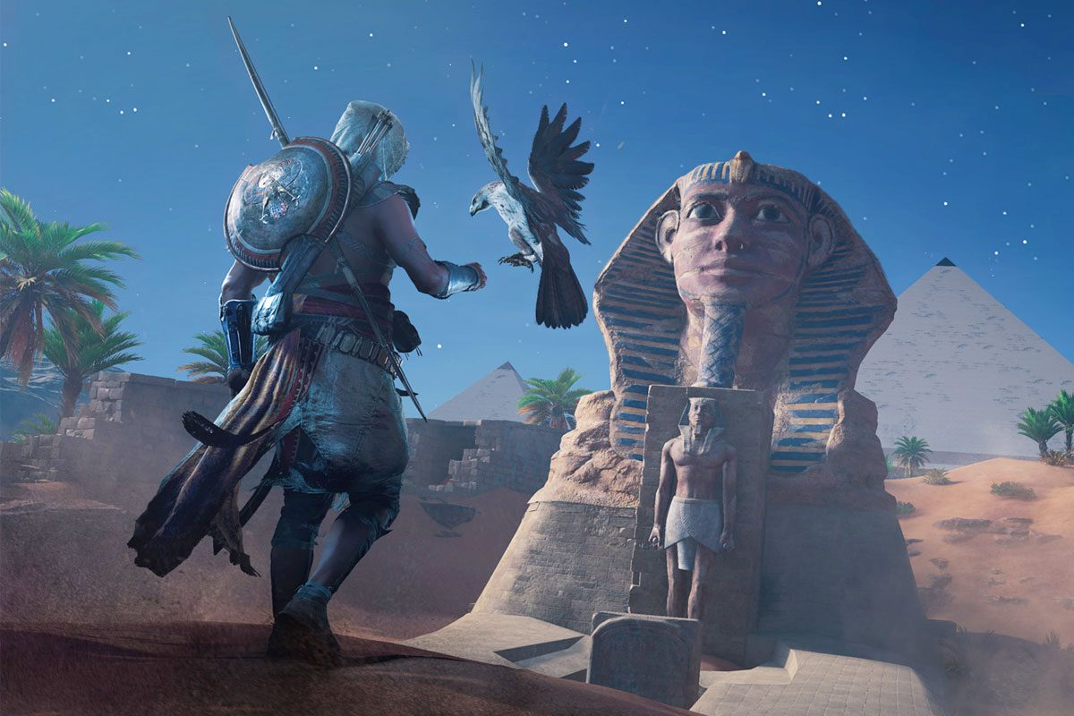 Assassins Creed Origins Test: Grandioser Neustart im alten Ägypten