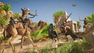 assassins creed origins, assassins creed, ägypten, bayek, jagd