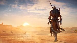 assassins creed origins test, assassins creed, ägypten, bayek, wueste, open world, story