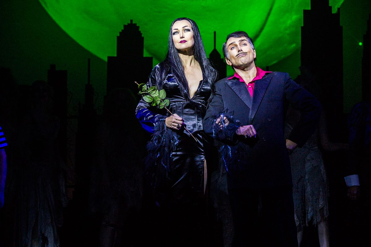 The Addams Family Musical – der Hit zurück in Wien!