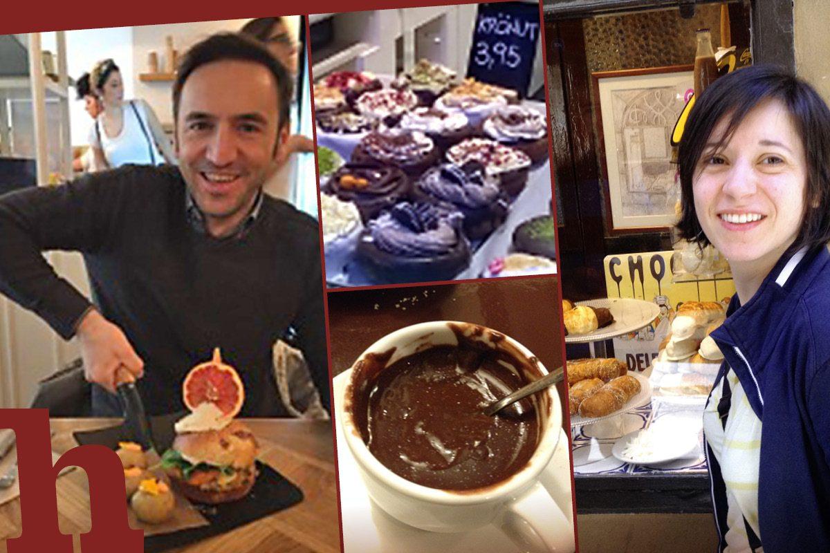 Essen in coolen Städten – so schmeckt ein Tag in Barcelona