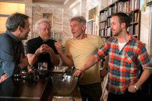 blade runner 2049, ridley scott, harrison ford, ryan gosling, dennis villeneuve, regisseur, produzent, besetzung