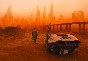 blade runner 2049, ryan gosling, film, los angeles, cyberpunk, auto, szene, handlung