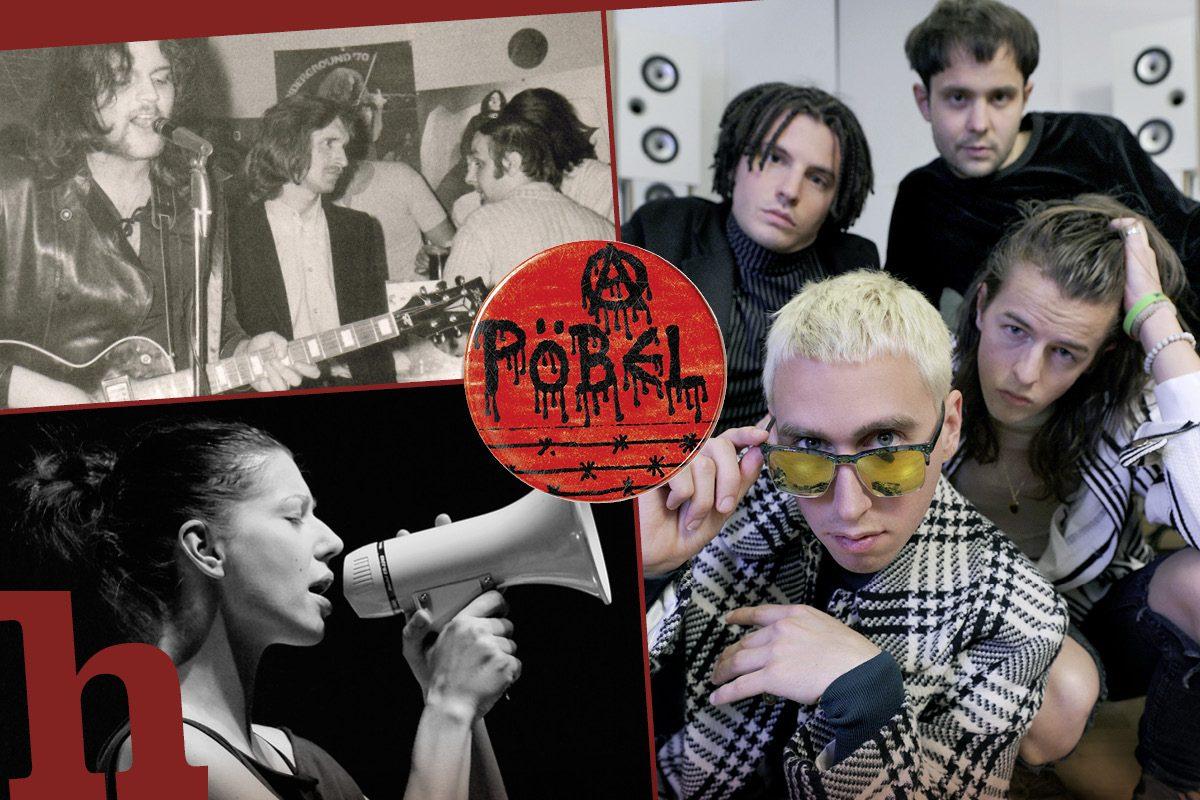 Ganz Wien – die Pop-Ausstellung: Von Qualtinger bis Bilderbuch