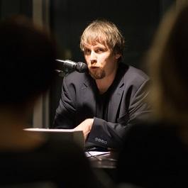 lukas pellmann, autor, krimi, lesung, portrait, wien