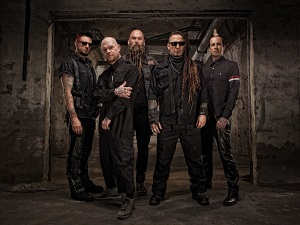 five finger death punch, promo, konzert, wien, stadthalle