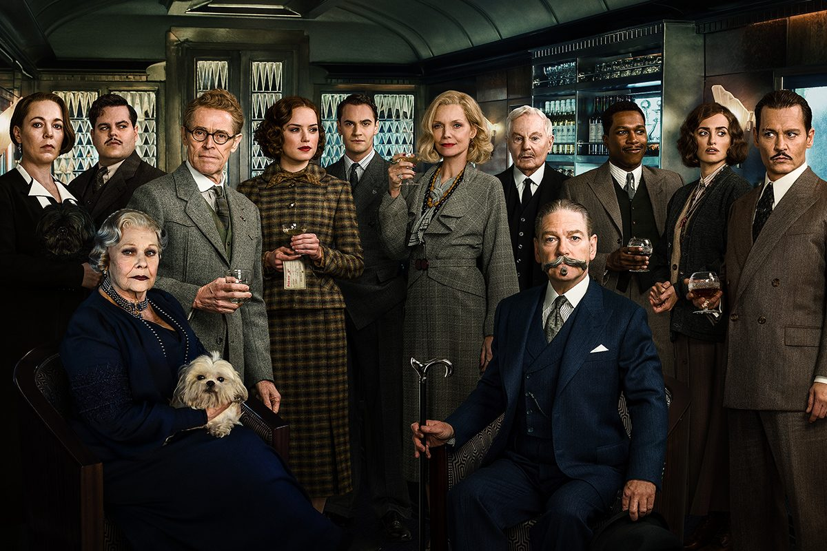 Mord im Orient Express Filmkritik: Das kann die Neuverfilmung!
