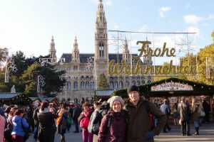 Wiener Weihnachtstraum: Der Christkindlmarkt am Rathausplatz im Test