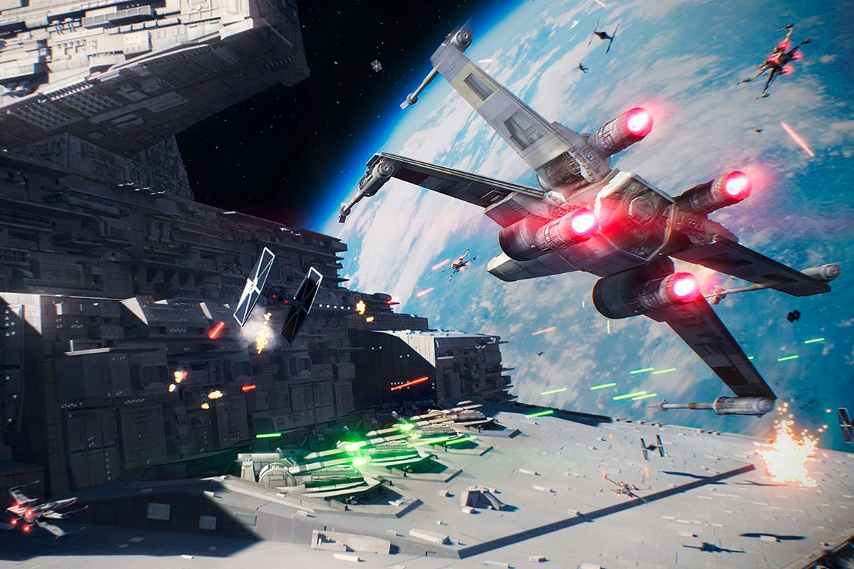 Star Wars Battlefront 2 im Test: Multiplayer hui, Singleplayer pfui!