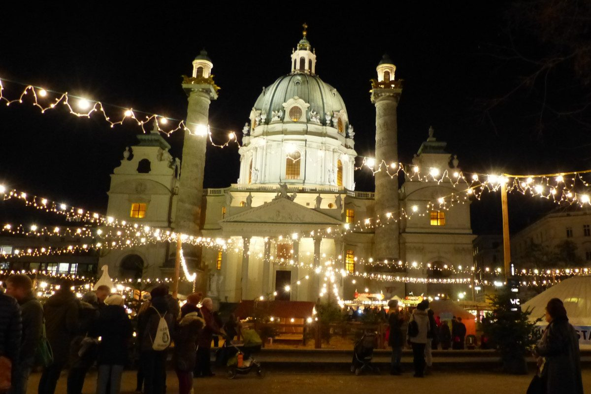Bio Christkindlmarkt Karlsplatz – der ART ADVENT im Test