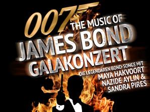 the music of james bond, james bond, 007, wiener konzerthaus, galakonzert, konzert, wien, plakat