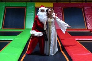 jumpmaxx, gewinnspiel, weihnachten, weihnachtsmann, christkind, trampolinpark, wien, liesing, herziggasse