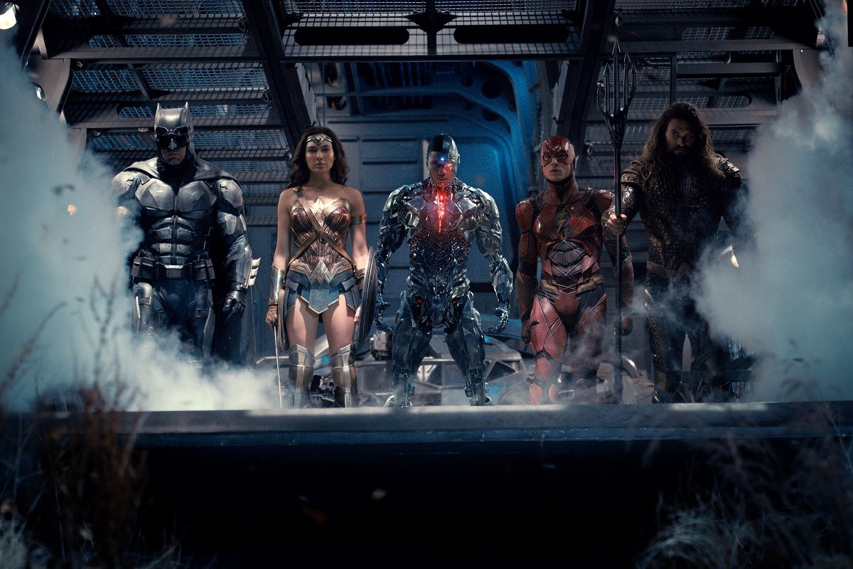 Justice League Kritik: Wer hat Angst vorm bösen Steppenwolf?