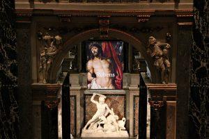 Rubens, Ausstellung, Rubens Ausstellung, Kunsthistorisches Museum, Wien, Plakat