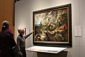 Rubens, Ausstellung, Kunsthistorisches Museum, Führung, Kuratorin, Gerlinde Gruber, Rubens Ausstellung, Wien