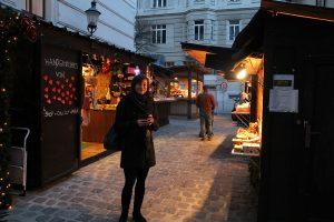 weihnachtsmarkt am spittelberg, weihnachtsmarkt, spittelberg, punsch, kinderpunsch, stände