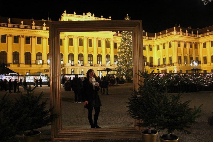 Weihnachtsmarkt Schloss Schönbrunn – der Christkindlmarkt im Test