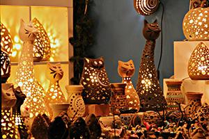 christkindlmarkt schönbrunn, weihnachtsmarkt, wiener christkindlmärkte, lampen, geschenkidee