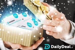 dailydeal gewinnspiel, dailydeal, gewinnspiel, gutschein, gewinnen, weihnachtsgeschenk