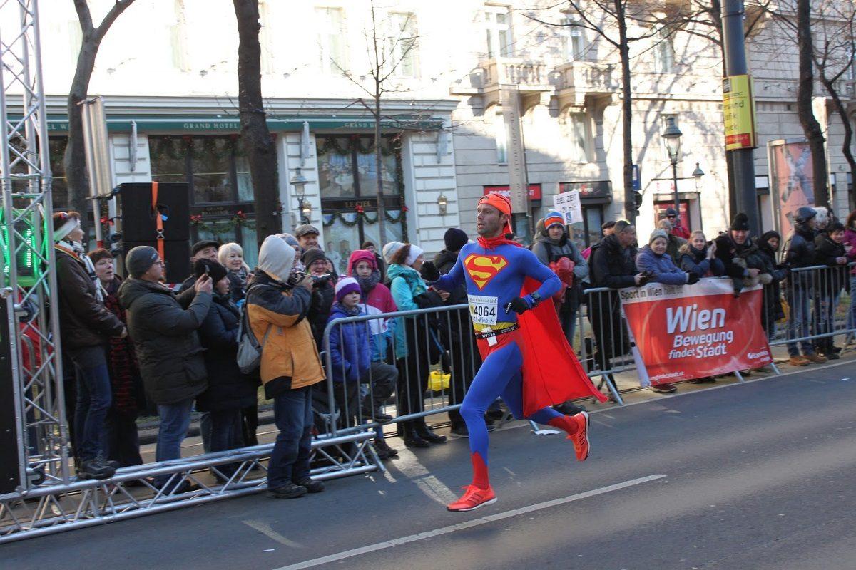 Silvesterlauf Wien 2017: Dem neuen Jahr entgegen rennen!