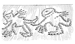wilhelm busch, max und moritz, zeichnung, illustration, letzter streich, max und moritz fein geschroten und in stücken