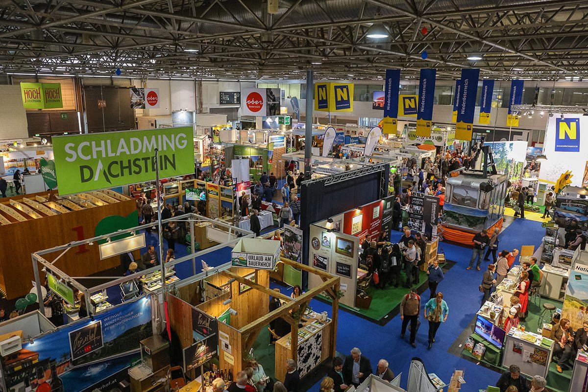 Ferienmesse Wien 2018: Das erwartet dich bei der Urlaubsshow