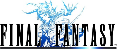 final fantasy 1, logo, test