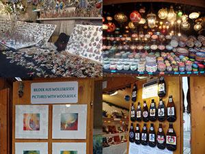 weihnachtsmarkt am hof, kunsthandwerk, geschenkideen