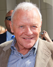 anthony hopkins, geburtstag, 80er, birthday, hollywoood