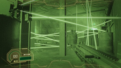 not a hero, test, laserfallen, nachtsichgeraet, sturmgewehr
