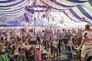 party, stimmung, rosa wiener wiesn-fest, wiener wiesn, highlights, programm, schwulen, lesben, prater
