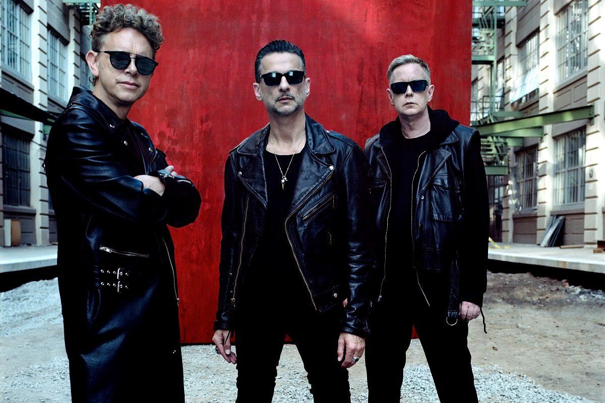 Depeche Mode Konzert – streitbare 80er Helden in der Stadthalle