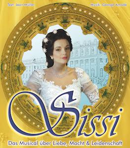 sissi, erfolgreichste deutschsprachige musical, tour, 2018, österreich, deutschland
