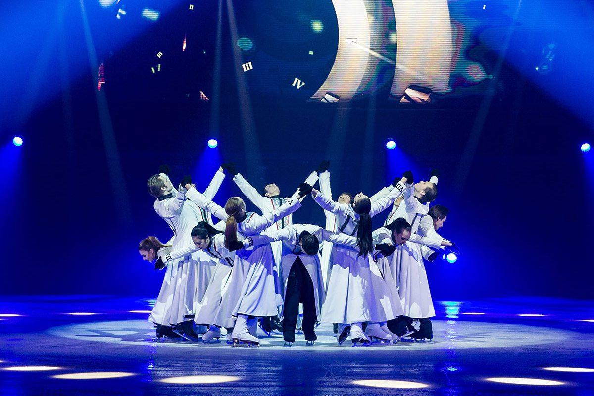 HOLIDAY ON ICE: Mit dieser Show verblüffen sie jetzt Wien