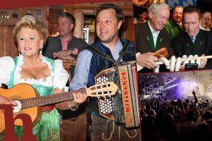 kitzbuehel partys 2018, stanglwirt, kitzbuehel, hahnenkamm, weißwurstparty, promis, highlights, rosis schnitzelparty, weißwurtsparty, stanglwirt