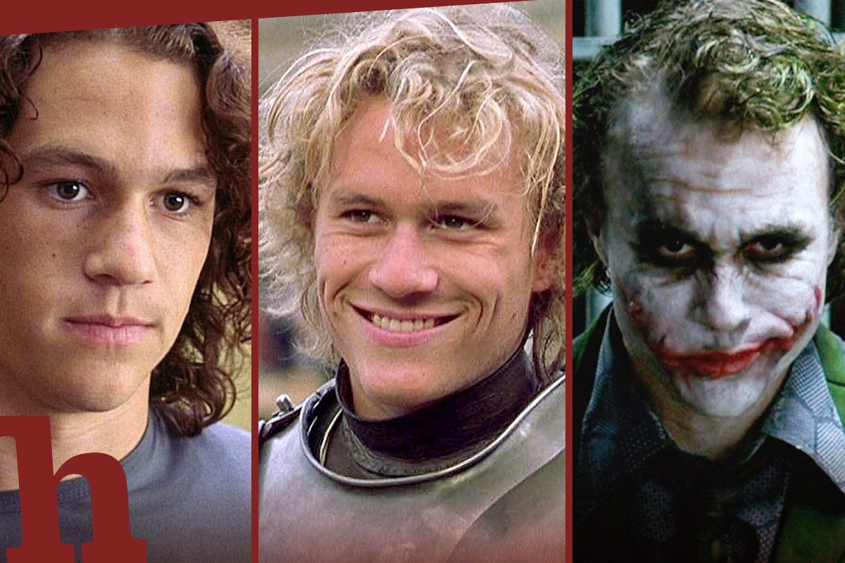 Heath Ledger – zum 10. Todestag: Die irre Karriere des irrsten Joker