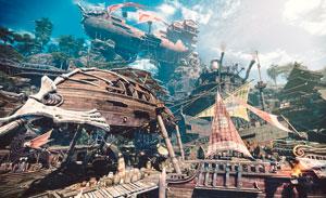 monster hunter world, test, hauptquartier, review, ps4, xbox
