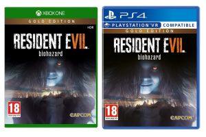 resident evil 7, gold edition, huelle, ps4, xbox one, gewinnspiel