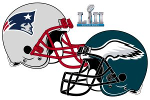 Super Bowl 52 – Patriots vs. Eagles: Hundemasken gegen Brady