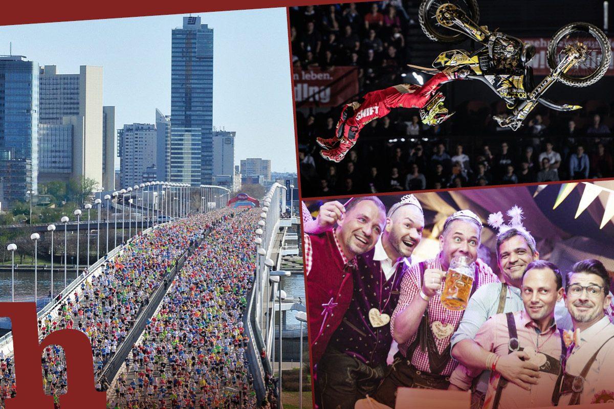 Wien-Events 2018: 8 Highlights, die du nicht verpassen darfst