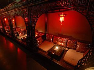 wien, shanghai tan, candlelight-dinner, romantik, separee