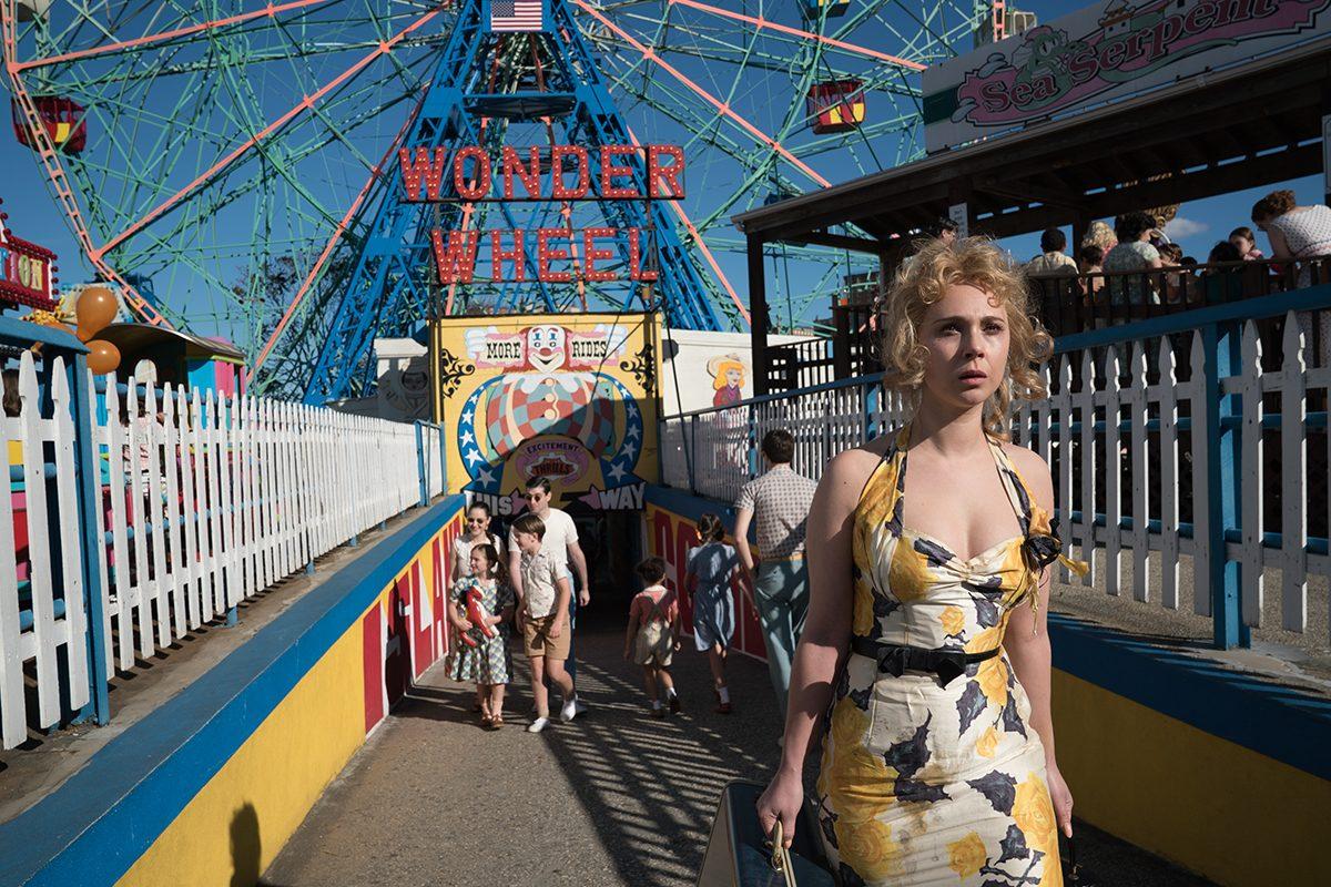 Wonder Wheel von Woody Allen – was für ein Theater!